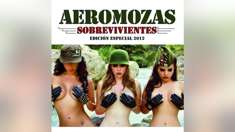 Mexicana Flight Attendants Turned Calendar Girls Feud after Success
