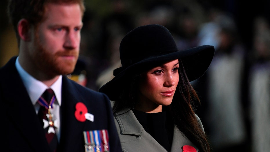 Police called to Meghan Markle, Prince Harry's California mansion nine times in as many months