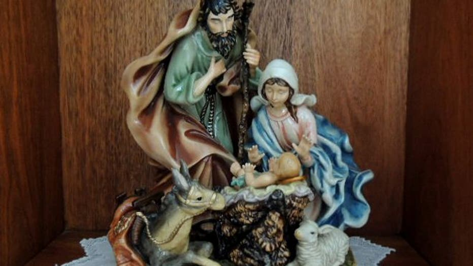 Collection of Nativity scenes is long-time family tradition