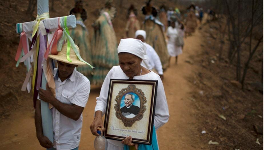Massive pilgrimage in northeastern Brazil honors Padre Cícero