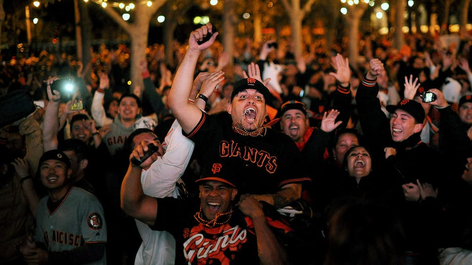 San Francisco Giants Fire Up Fans with World Series Victory