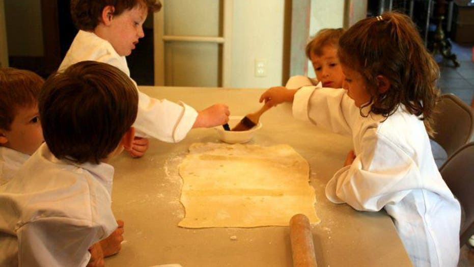 7 culinary camps for kids
