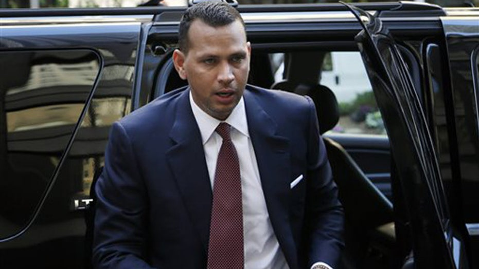 ARod to James Harden: Top paid athletes by contract
