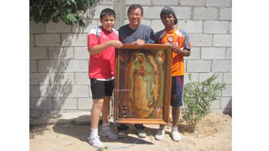 Miracle in Mexico: Our Lady of Guadalupe Portrait Emerges Intact From Fire