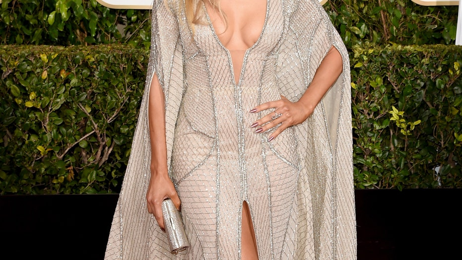 Golden Globes fashion: Celebrities get sexy on the red carpet and after-parties