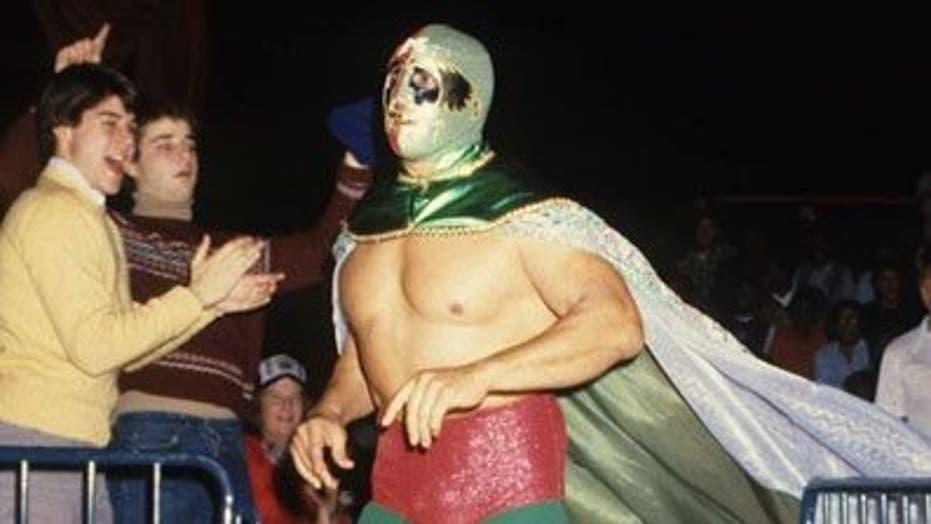 The Masked Men of Wrestling
