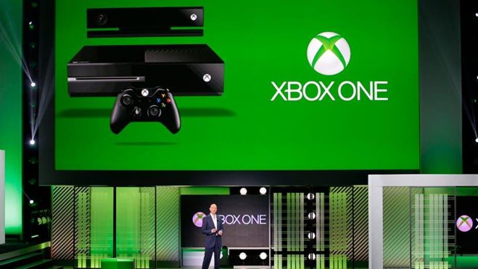 Microsoft Debuts Xbox One
