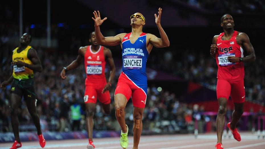 Olympics 2012: Latino Medal  Winners