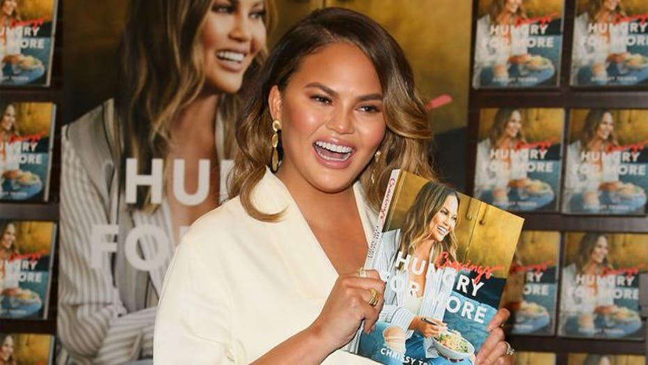 'Cravings' author Chrissy Teigen is done with dieting: 'I eat things when I want them'