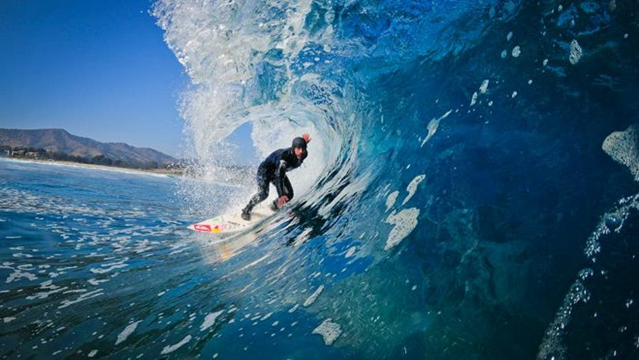 The World Discovers Latin America's Big Waves And The Surfers Who Ride Them