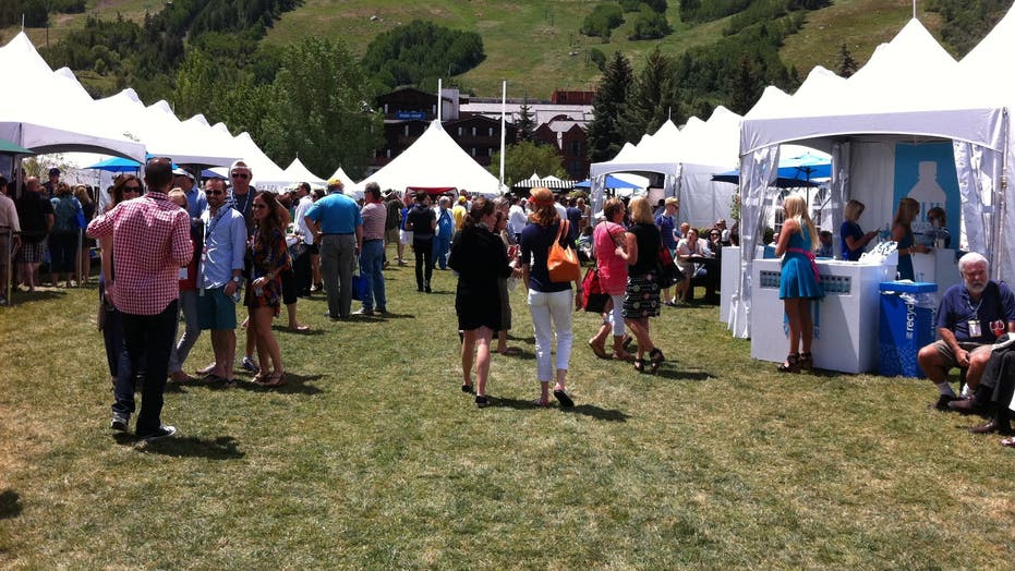Highlights from the Aspen Food and Wine Classic