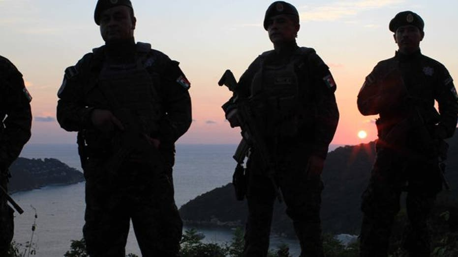 The many faces of policing in Acapulco and Mexico