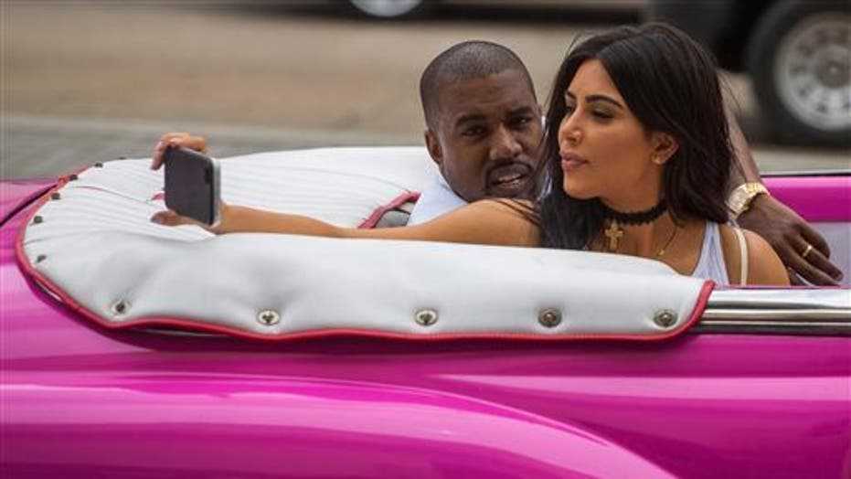'Keeping Up With The Kardashians' goes to Cuba