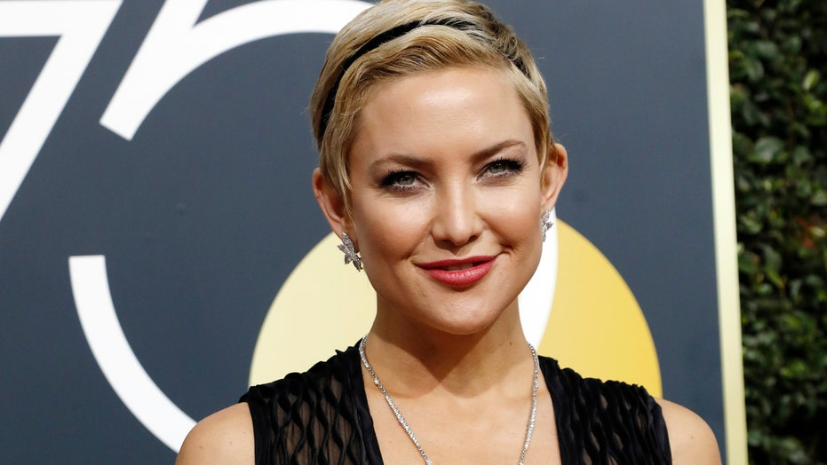 Kate Hudson playfully mocks photo filters in Instagram post: 'Just let me live'