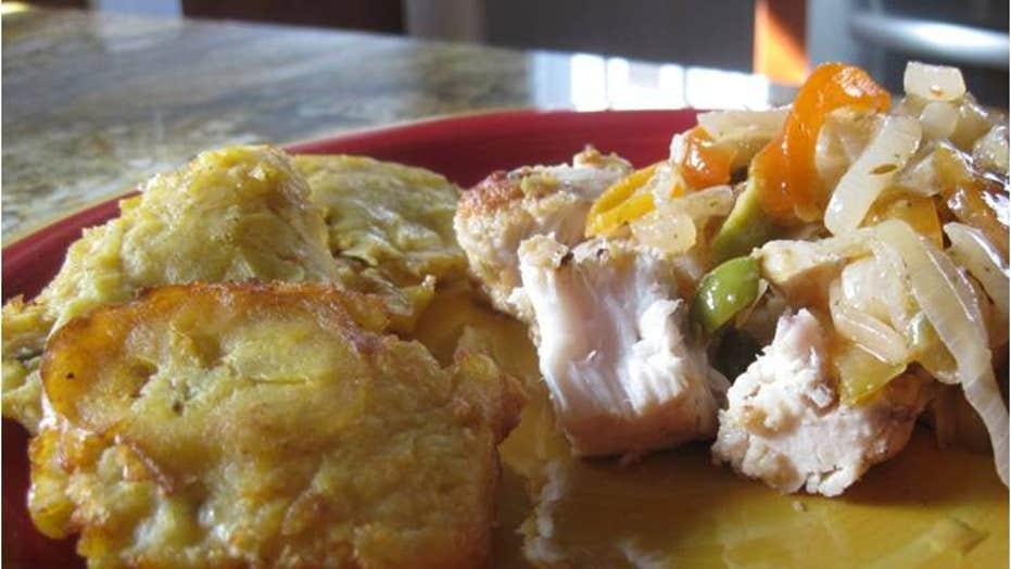 Good Friday Recipe: Pickled Swordfish