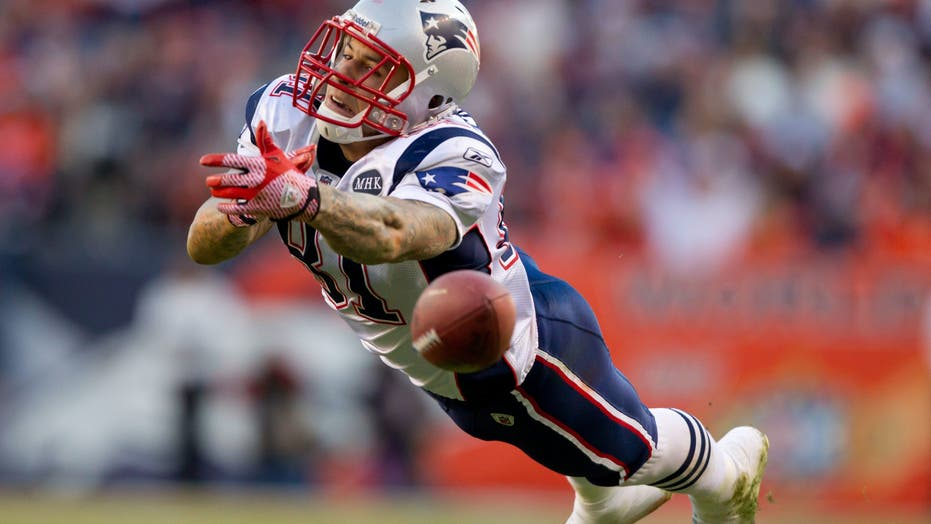 Aaron Hernandez's Short Career With The New England Patriots
