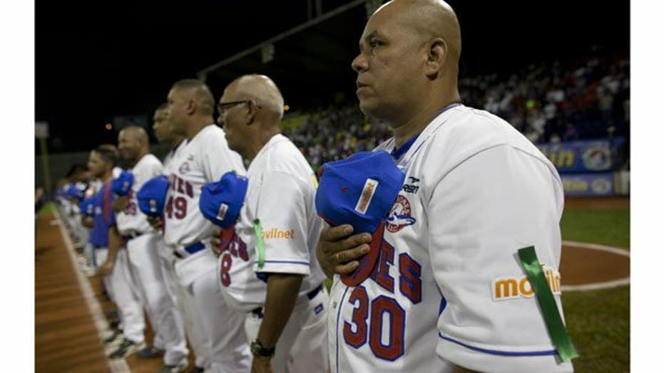 Venezuela Rallies Behind Wilson Ramos