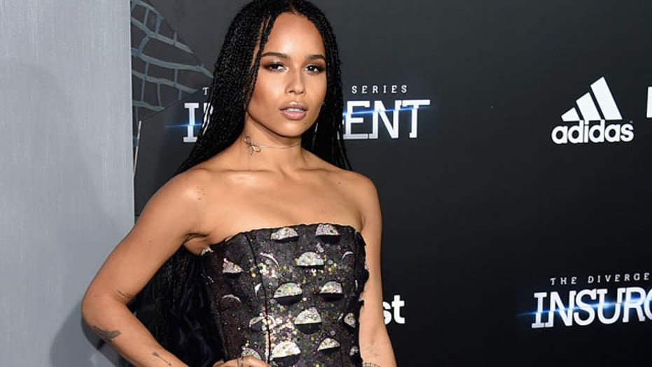 Zoe Kravitz lands Catwoman role; 'Grease' spin-off in the works