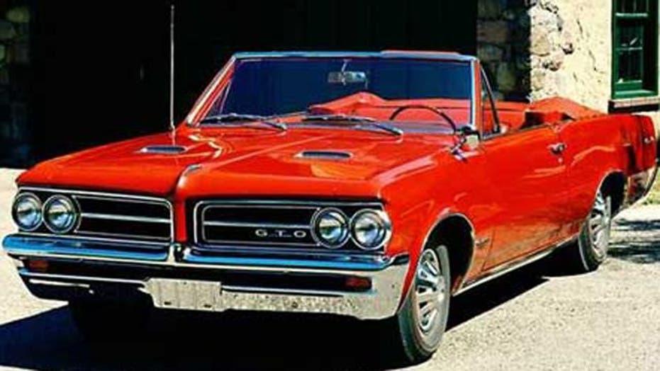 Five Unforgettable Pontiacs