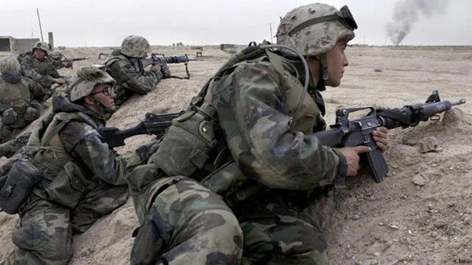 Iraq War in Photos