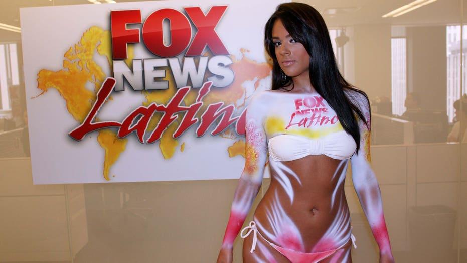 Body Art Advertising Intriguing Art On Beautiful Women Fox News