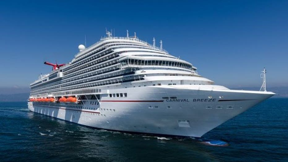 Carnival's new Breeze