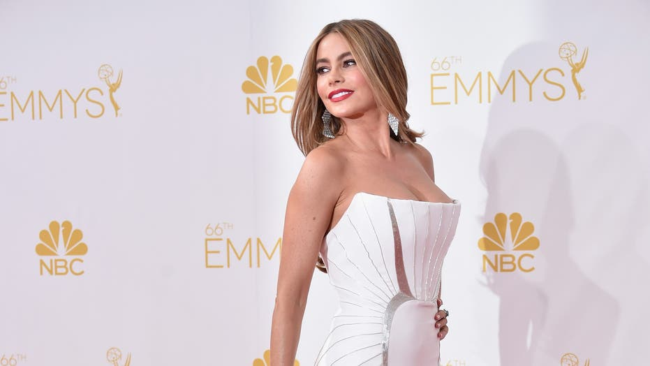 It's All About Sofia Vergara At The 2014 Primetime Emmy Awards