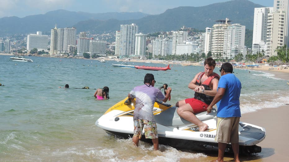 Mexico's missing students impacts Acapulco tourism