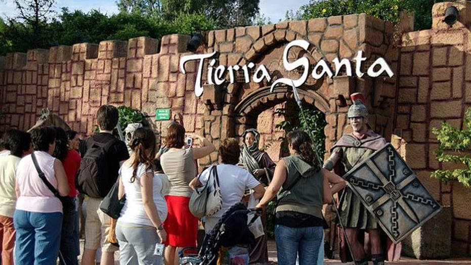 Welcome to Tierra Santa!
