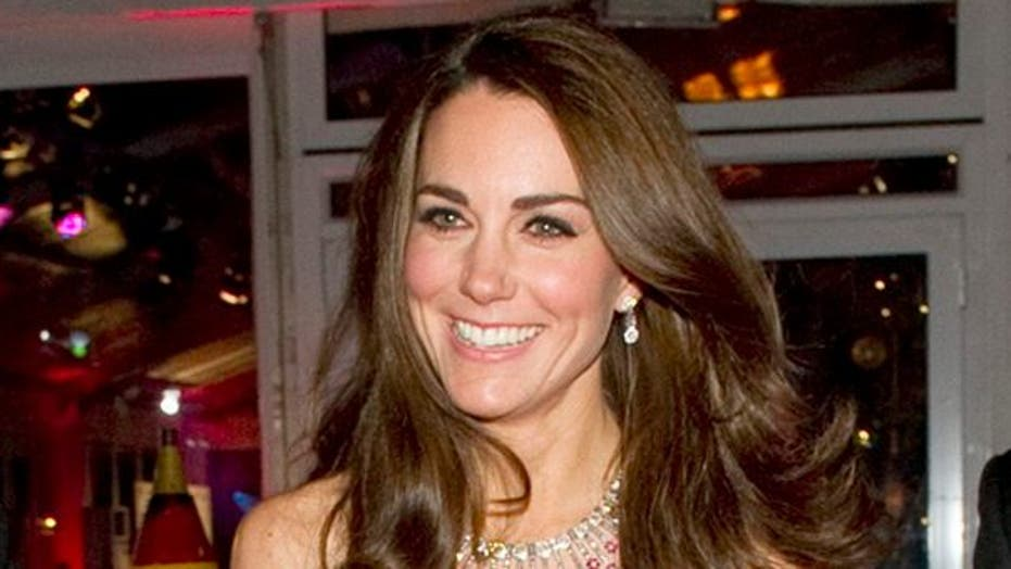 The lovely Kate Middleton