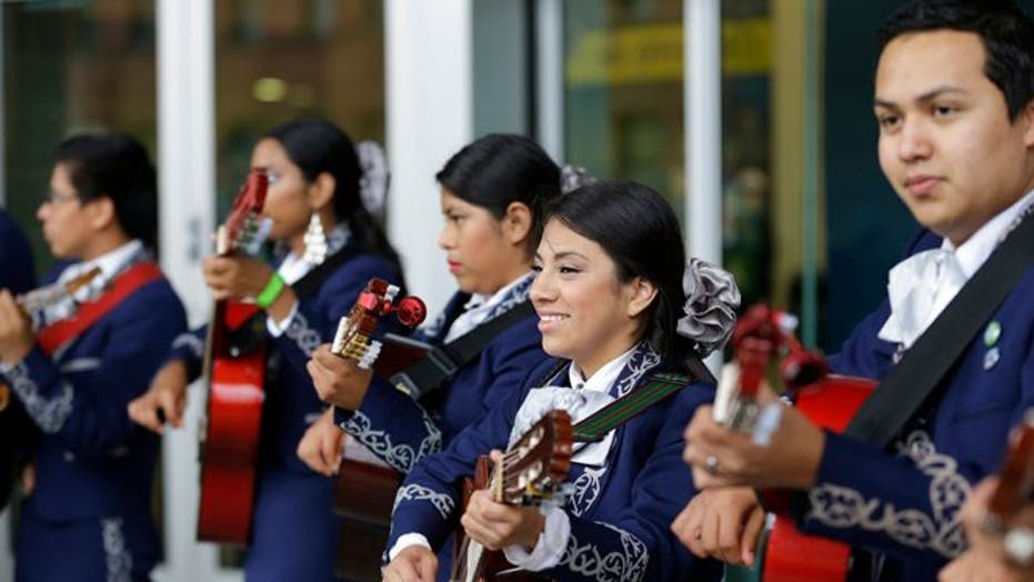 High School Mariachi Helps Students Earn College Education