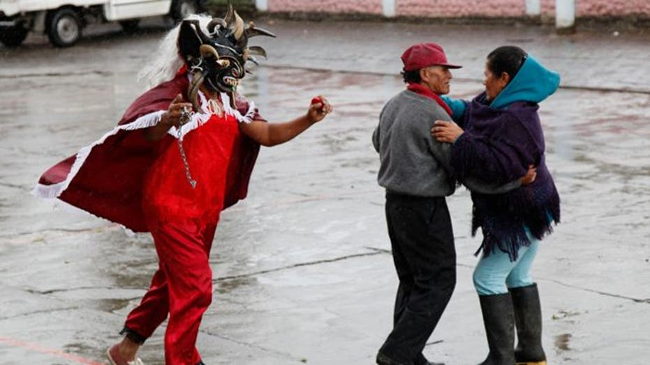 Dancing With The Devil In Ecuador
