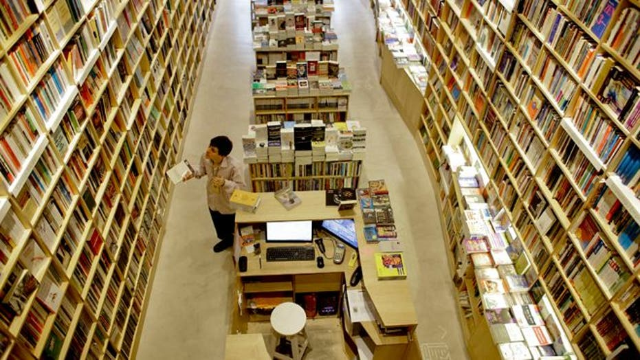 Buenos Aires is the bookstore capital of the world