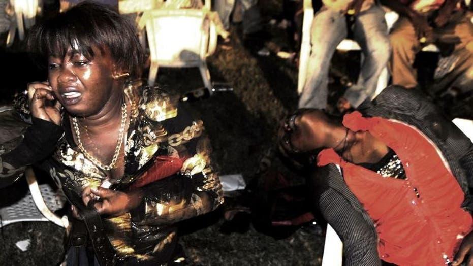 Uganda Terriorist Bombings