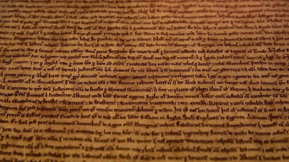 Bible Museum Magna Carta exhibition explores role of Bible and English Church in struggle for liberty