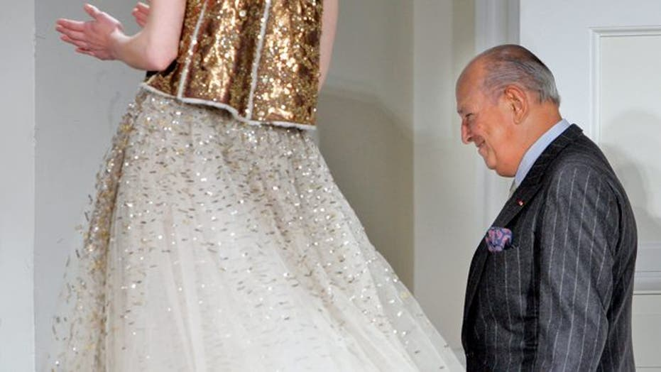Oscar de la Renta: Romance on the runway