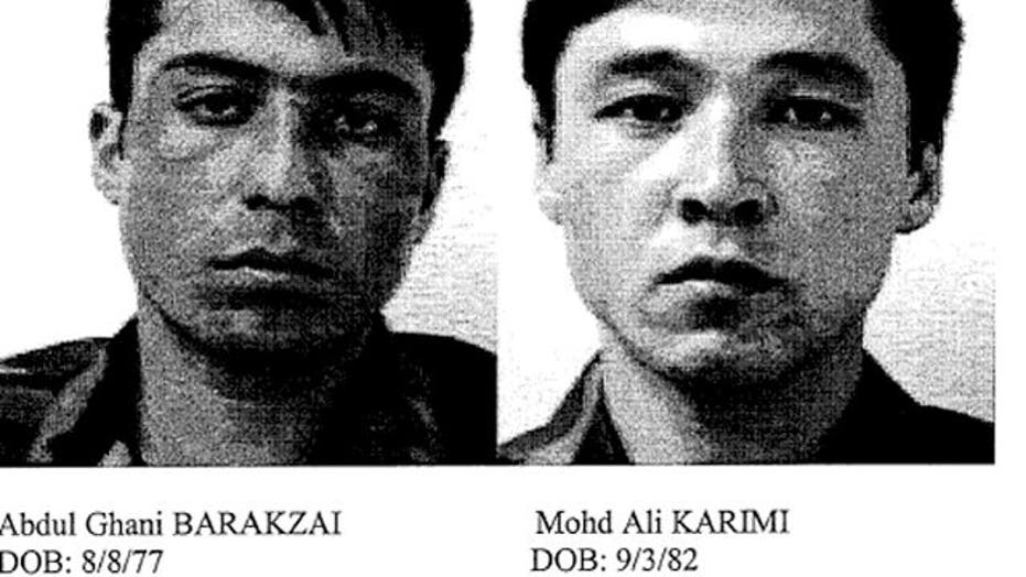 Missing Afghan Military Personnel
