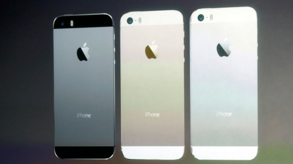 Introducing Apple's new iPhone 5C and 5S
