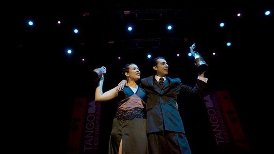 Argentina Shows Its Best Moves in Annual Tango Competition