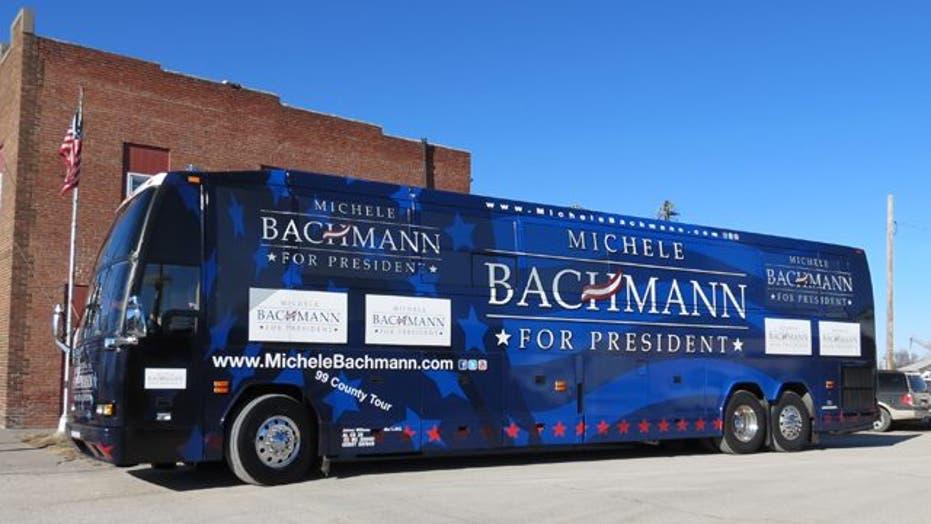 No More Bus Envy Over Obama's Iowa Big Rig