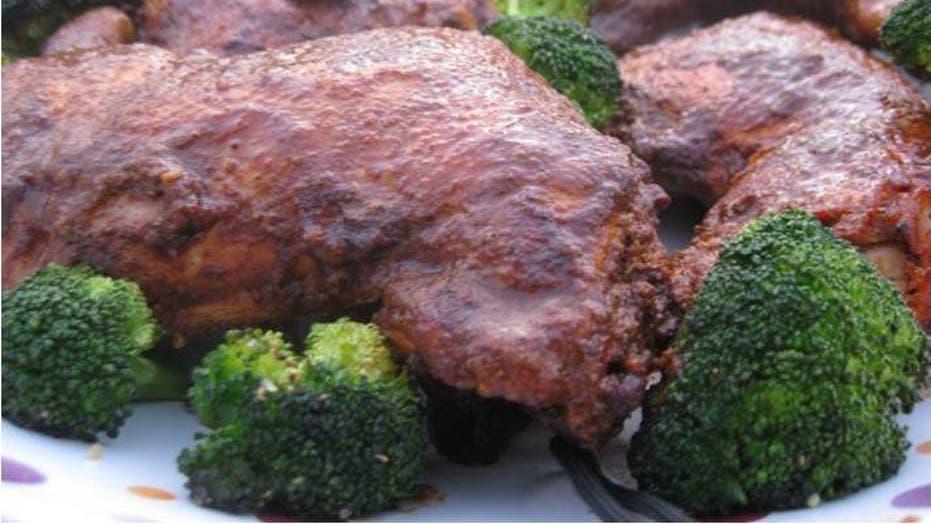 Peruvian Baked Chicken Recipe