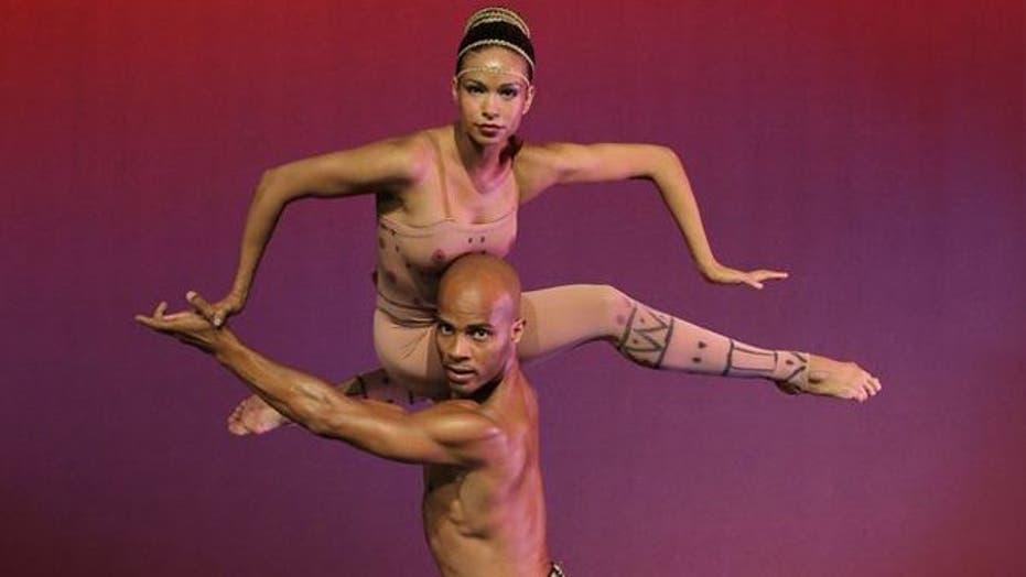 Belen Pereyra shines bright with Alvin Ailey Dance