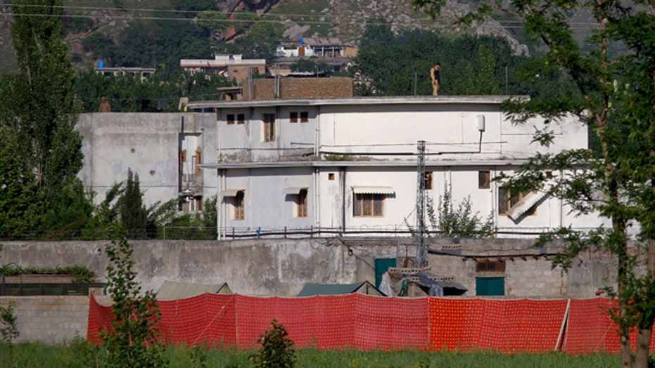 A Look into the Compound Where Usama Bin Laden Was
