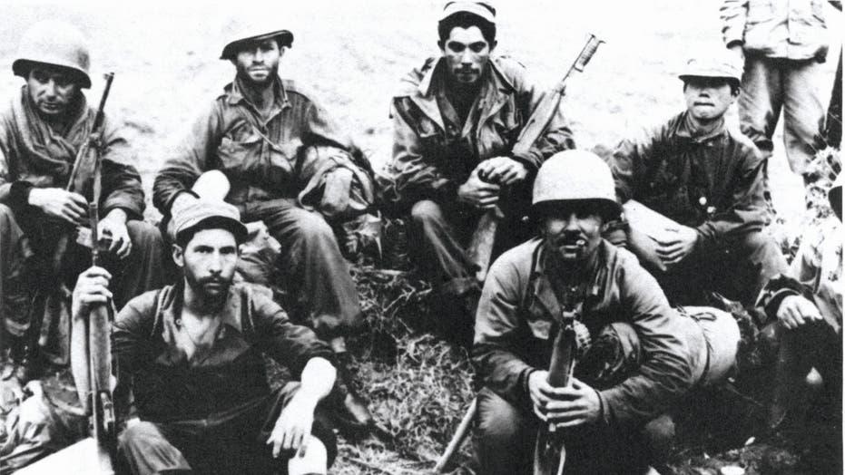 Borinqueneers: Puerto Rico's Forgotten Heroes