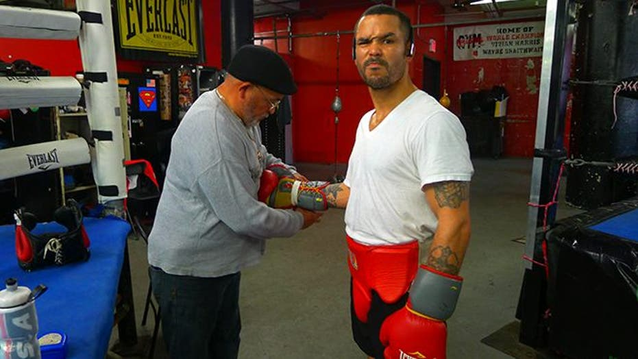 The pugilist unleashed: Brooklyn's Tito Bracero prepares for bout against Felix Diaz