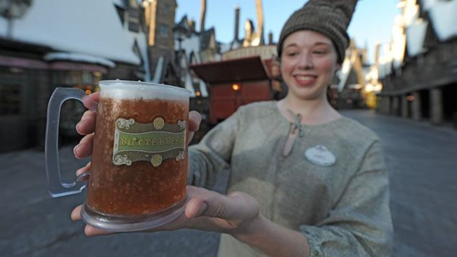 Butterbeer, Green Eggs & Ham and more at Universal Orlando