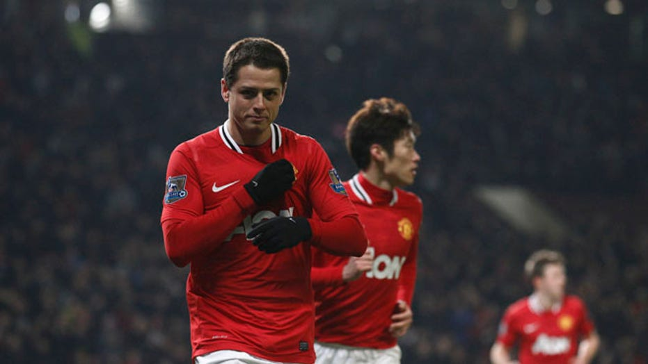 Chicharito's Excellent Adventure