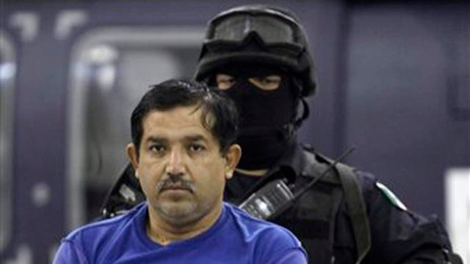 Arrests in Mexico's Drug War