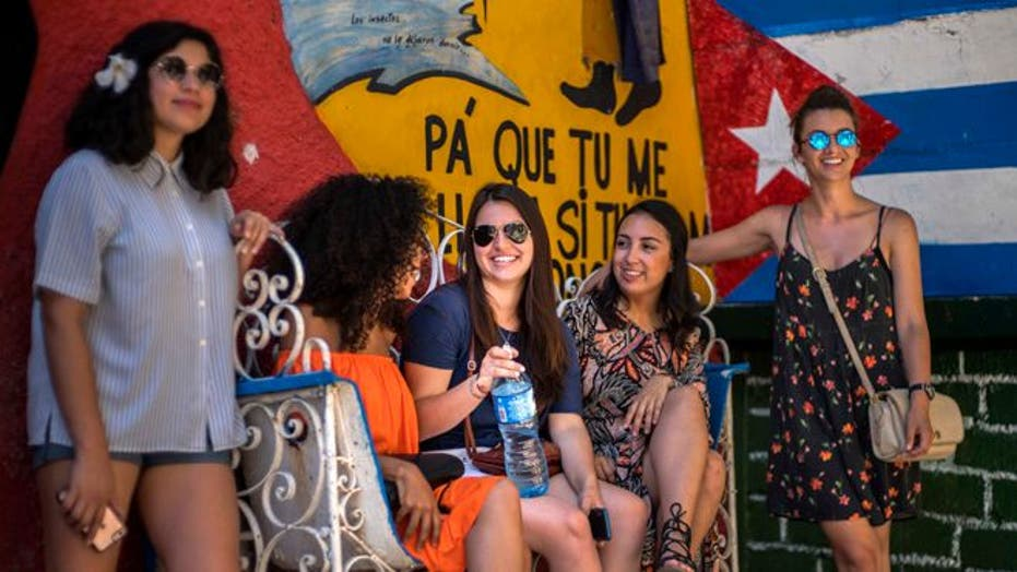Young Cuban-Americans get new impressions on island visits