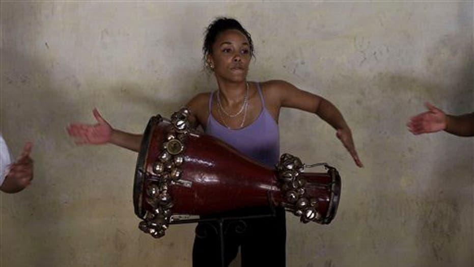 Cuba's Rich Percussion Scene Being Taken Over By Women